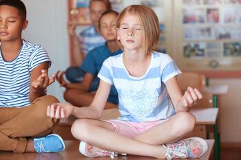 Ateliers Mindful'Up dans les écoles (CE1)